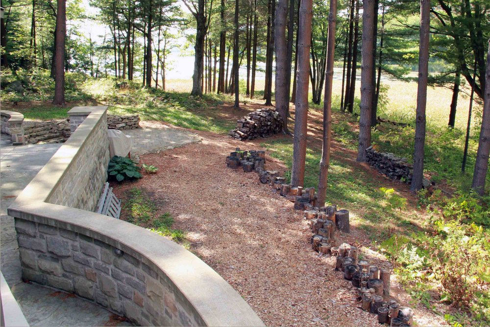 Riverview Design Solutions - Naturalized Forest Landscape Architect - Thousand Islands Parkway - Leeds and Thousand Islands.jpg