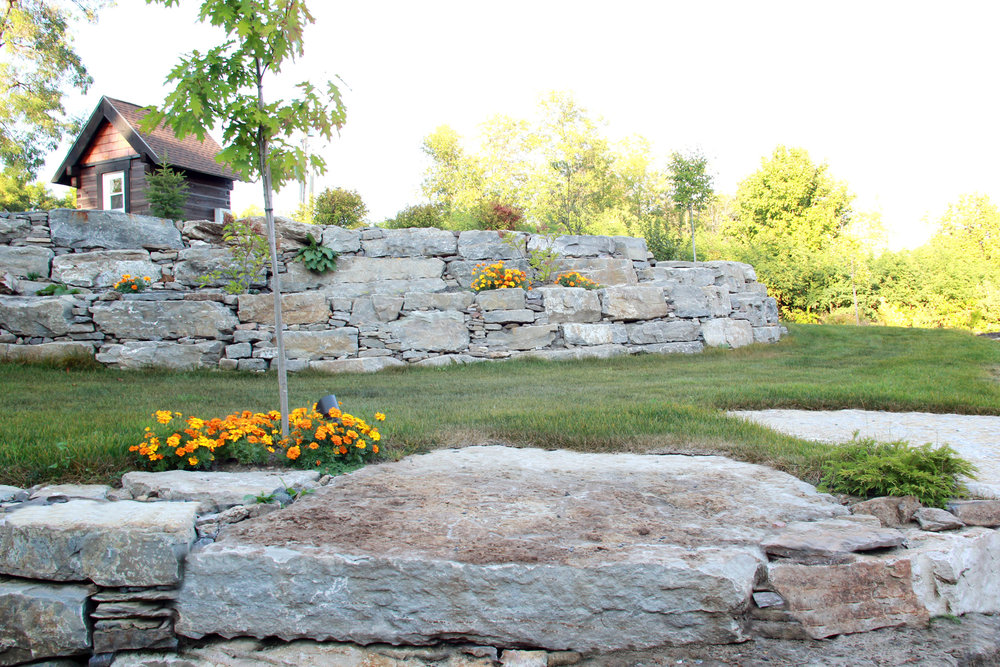 Riverview Landscape_Brockville_Dry Lay Stone_Timber Home.jpg