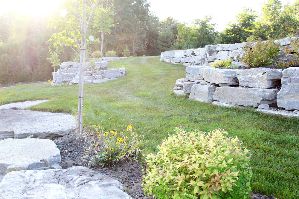 Riverview Landscape_Large Dry Laid Stone Walls_Ramp.jpg