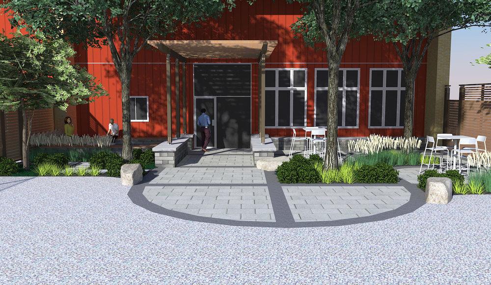 Riverview Design Solutions_Commercial Entrance Design_Landscape Architecture.jpg