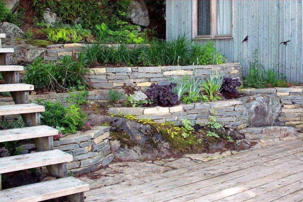 Terraced Planting Beds_Charleston Lake Island Cottage.jpg