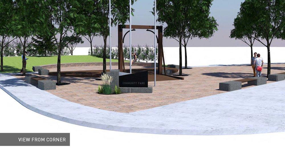 Corner Entrance_Community Park Concept_Riverview Design Solutions_Landscape Design.jpg