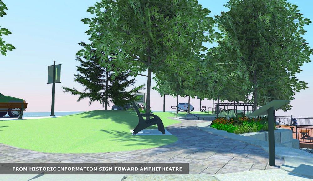 Historic Information_Park Entrance_Riverview Design Solution_Community Waterfront Concept.jpg