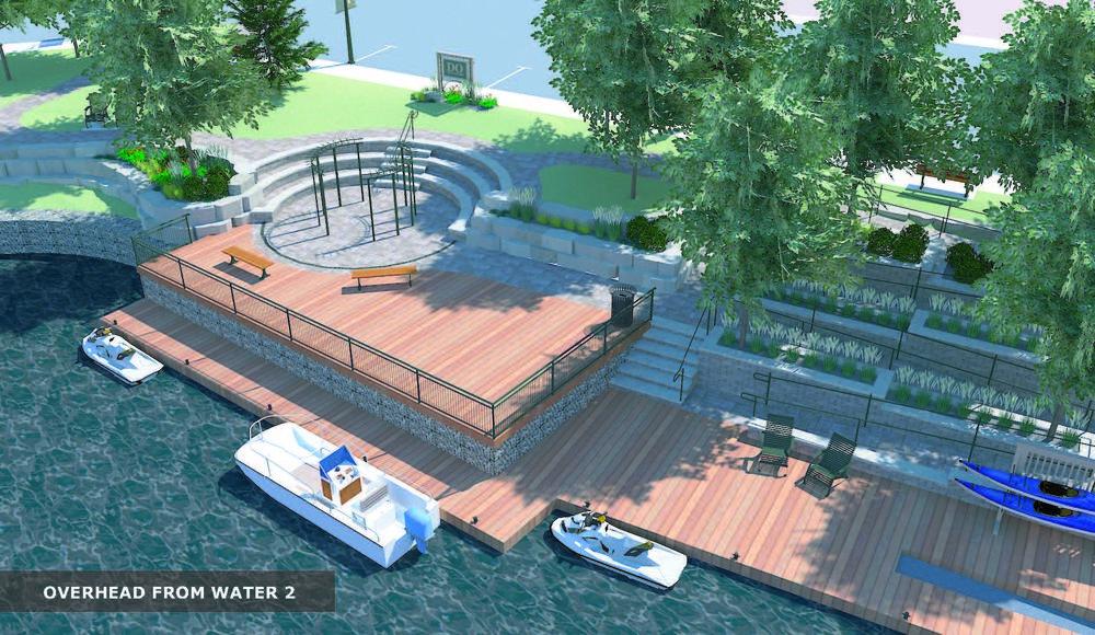 WATERFRONT PARK CONCEPT 2