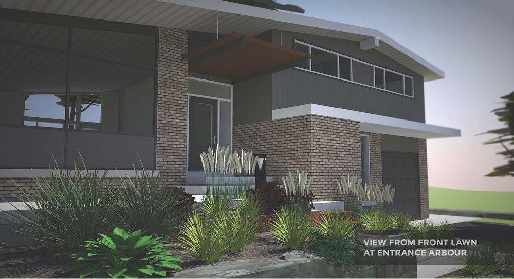 Front Lawn Entrance Concept Plan_Mid Century Home Revamp_Riverview Design Solutions_Architectual Design.jpg