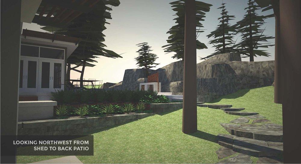 View to Back Patio_ Mid Century Home Concept Plan_Architectual Design_Concrete Patio_Riverview Design Solutions.jpg