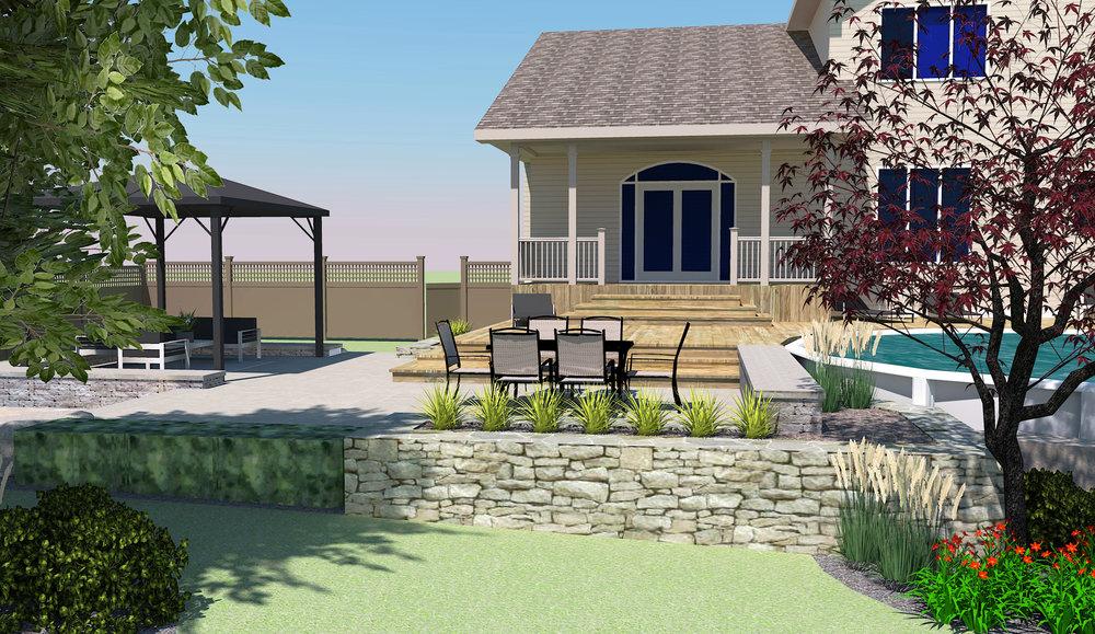 Concept Drawing_Landscaoe Design_back door_Residential Design_Modern.jpg