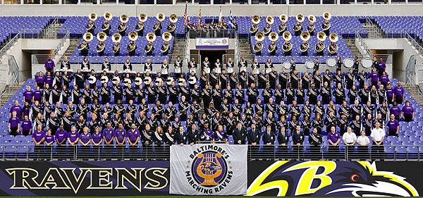 Baltimore Ravens Marching Band