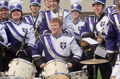 College of the Holy Cross Marching Band