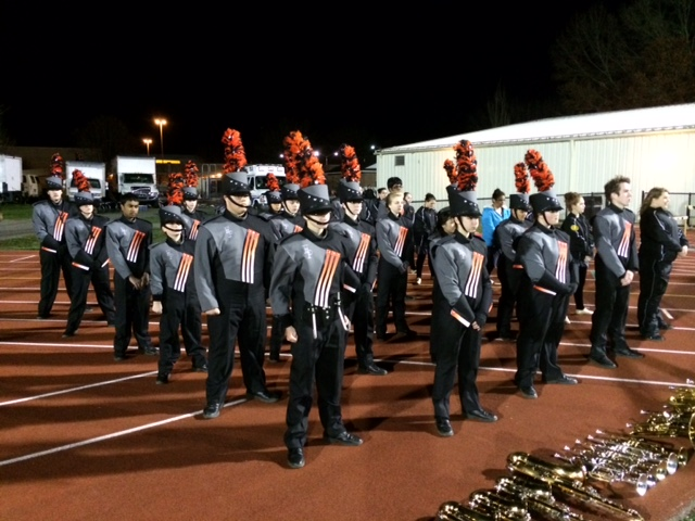 East Pennsboro Marching Band