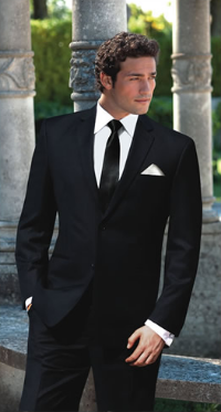 56042b171f2 Super 120 Tropical Wool Slim Fit Tux — The Final Touch Company
