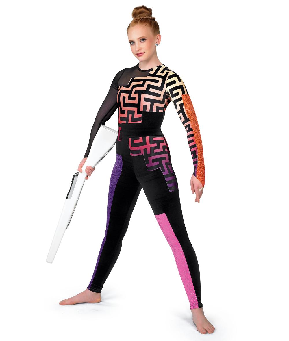 Maze Runner Unitard - $120-140