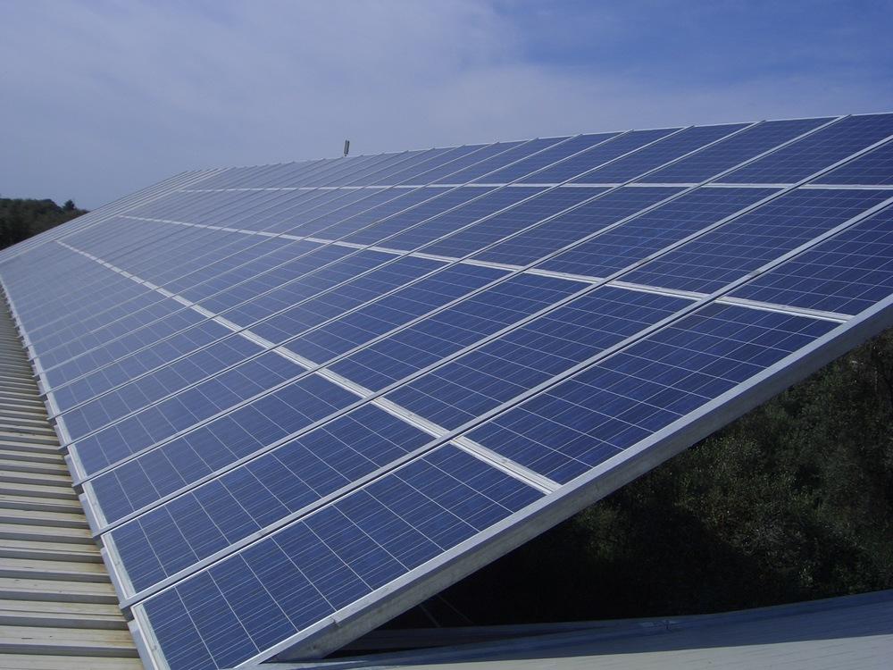 Solar Array Instalation