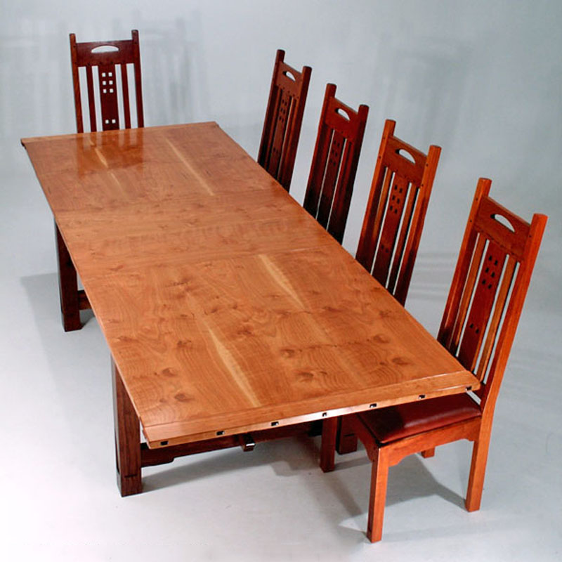 Hake Cherry Dining Table