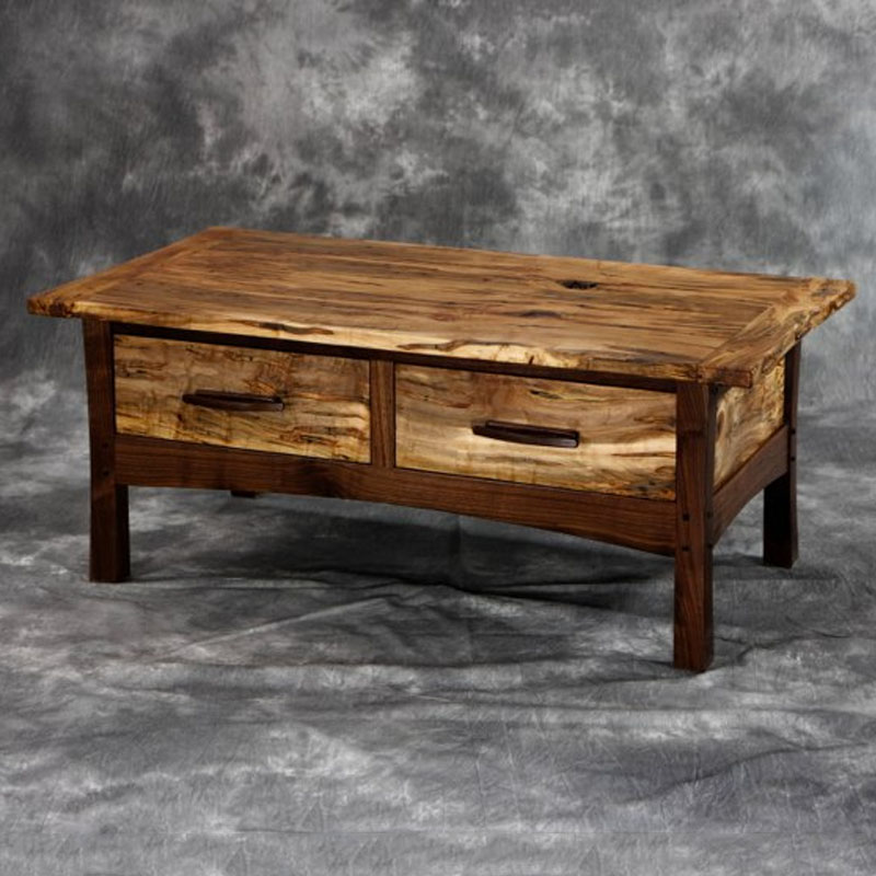 Ghost Maple Coffee Table