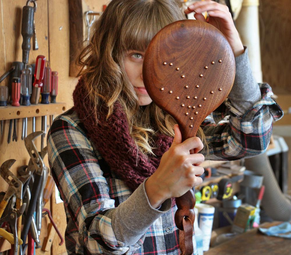 Holding Walnut Hand Mirror.jpg