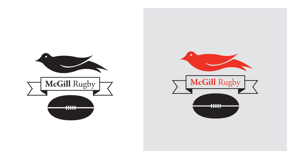 McGill University Rugby Team - Montreal, QC (2012)