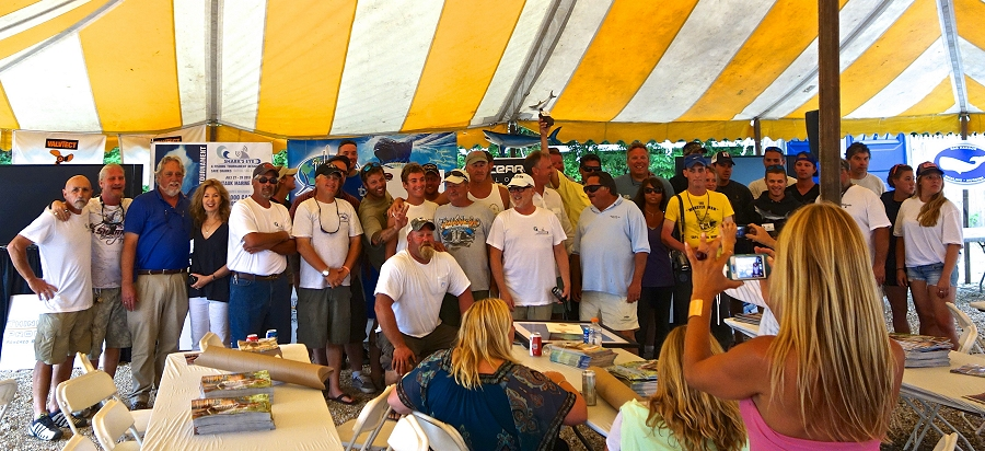 The inaugural 2013 Shark's Eye Winner's Ceremony marked a significant point on a timeline for the evolution of recreational shark fishing and tournaments in Montauk and beyond.