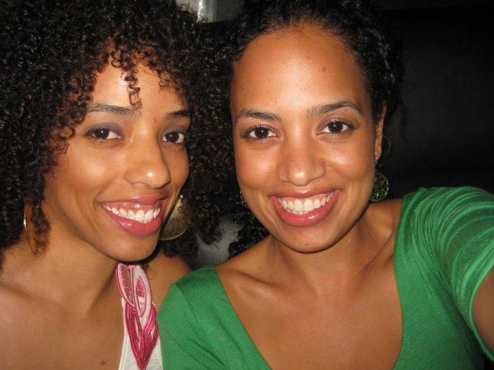 Dena & Shana (this picture was taken in the Dominican Republic! Both Dena & Shana lived there for some time)