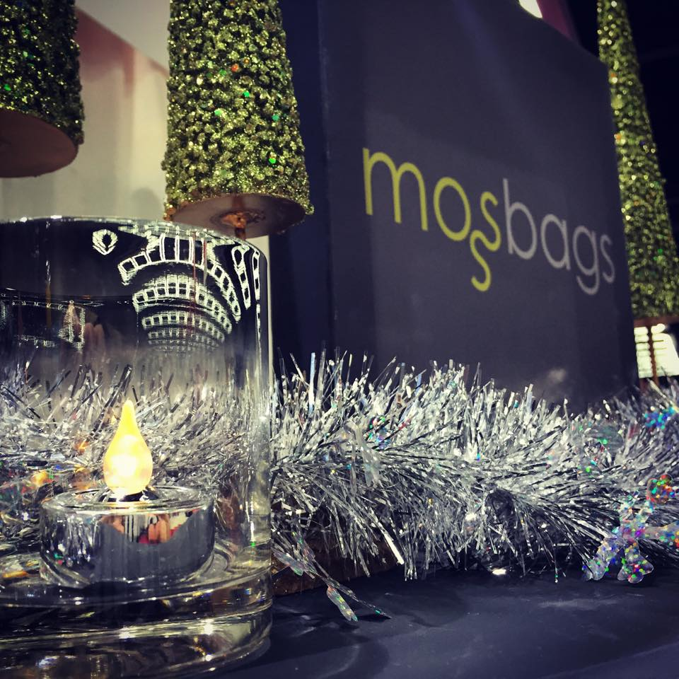 Happy Holidays from Moss Bags . . .