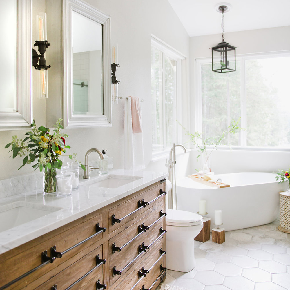 Horsehead Bay Bathroom Reno