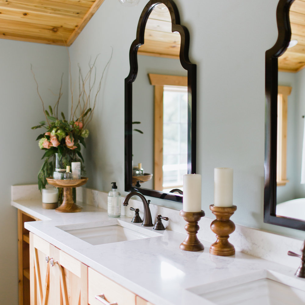 May Valley Master Bathroom