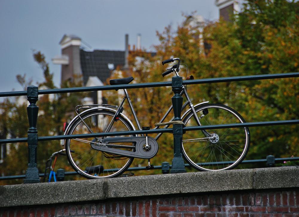 Bike  Amsterdam, NL