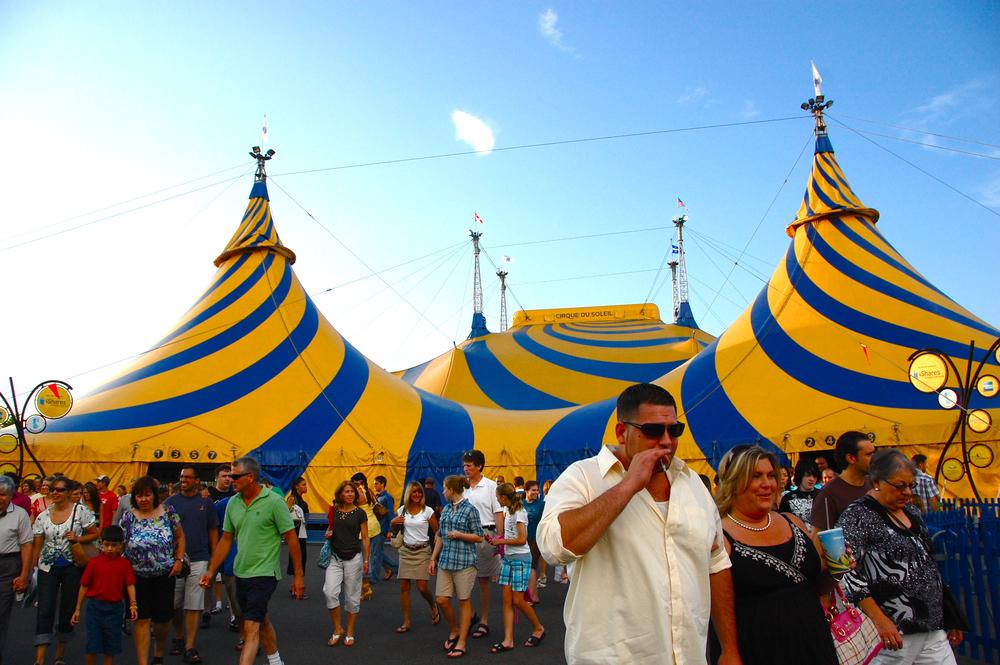 Cirque du Soleil  Hartford, CT