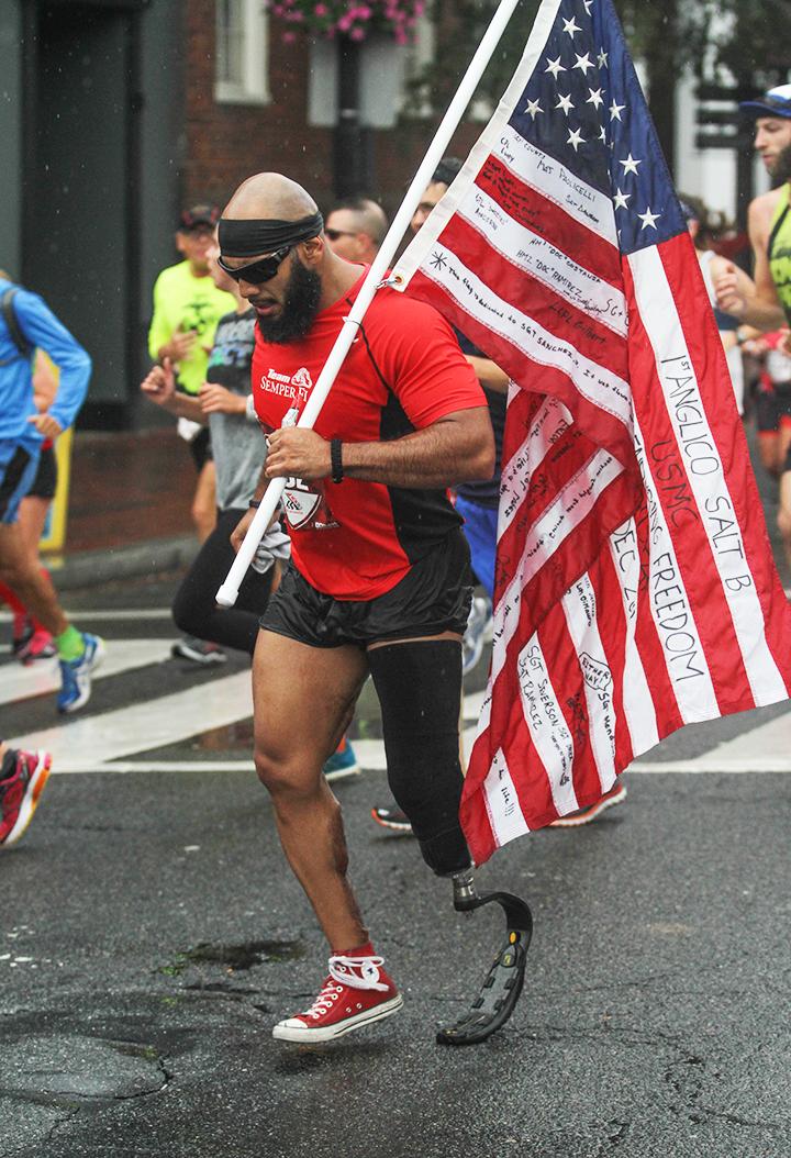 Veteran Marathoner  Washington, DC