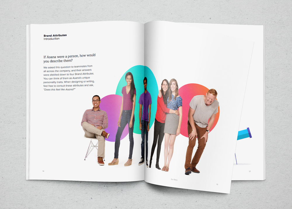 Asana Brand Book