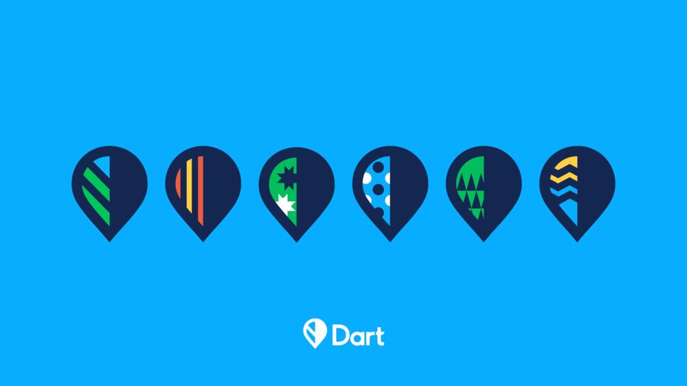 Dart Brand Identity