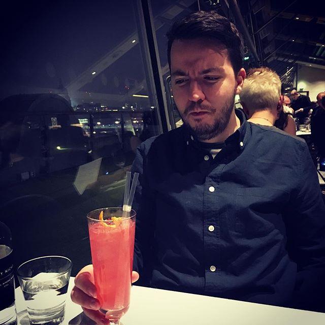 Nice drink 🍹