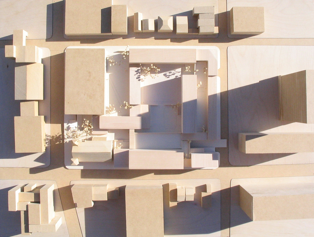 model of residential college proposal, Yale University