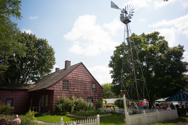 The Queens County Fair was hosted at the Queens Farm Museum.