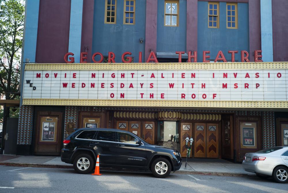 Georgia Theatre, Athens, GA.