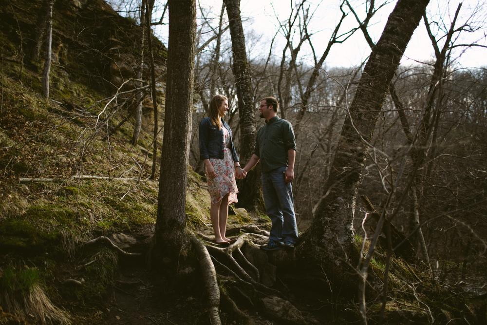 Leah + JJ -- Mankato Engagement Photographer-3.jpg