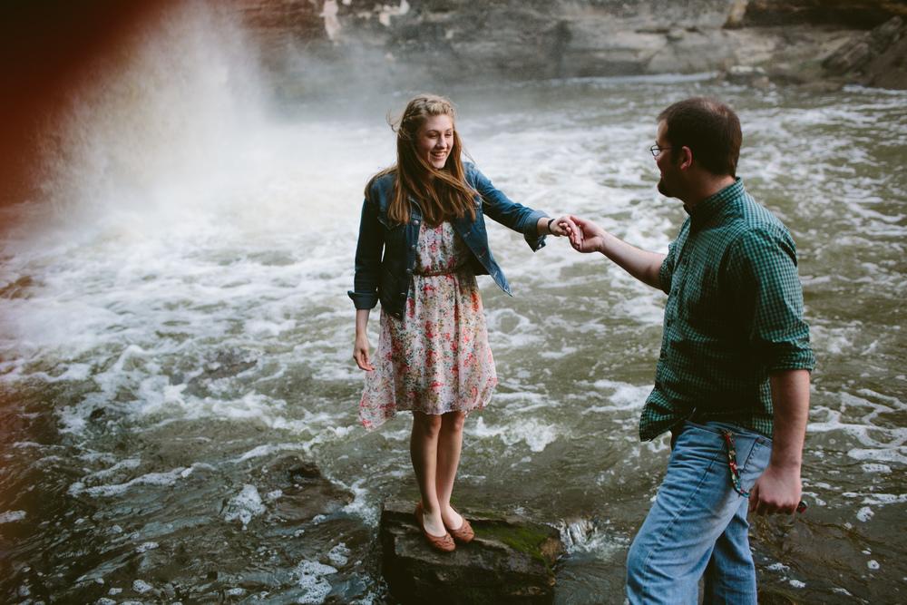 Mankato Engagement Photographer