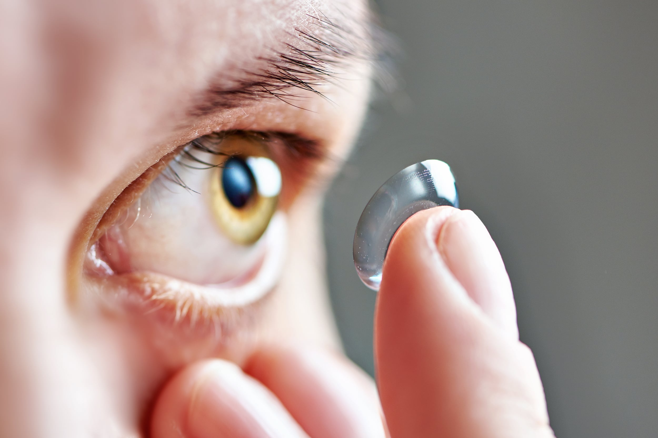 Contact lenses can be great if they're used properly. If they aren't fit properly or cared for in the right way they can be dangerous and cause permanent loss of vision.