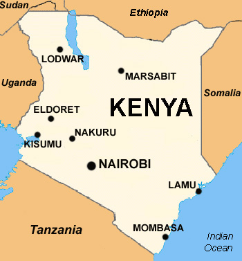 We will begin our travels in Nairobi. The assignments are spread throughout Kenya, mostly on the southern side of the country.