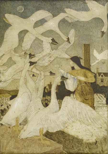 The Wild Swans, Arthur Joseph Gaskin, 1928