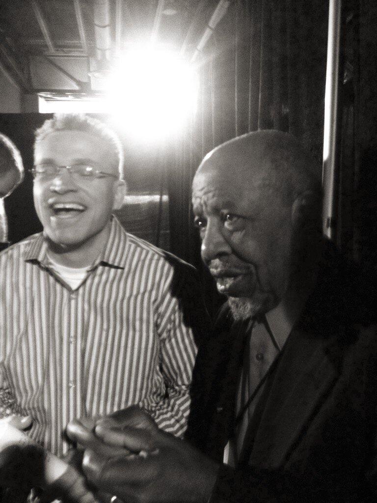 Dr John Perkins & Gary Haugen (Justice Conference 2013)