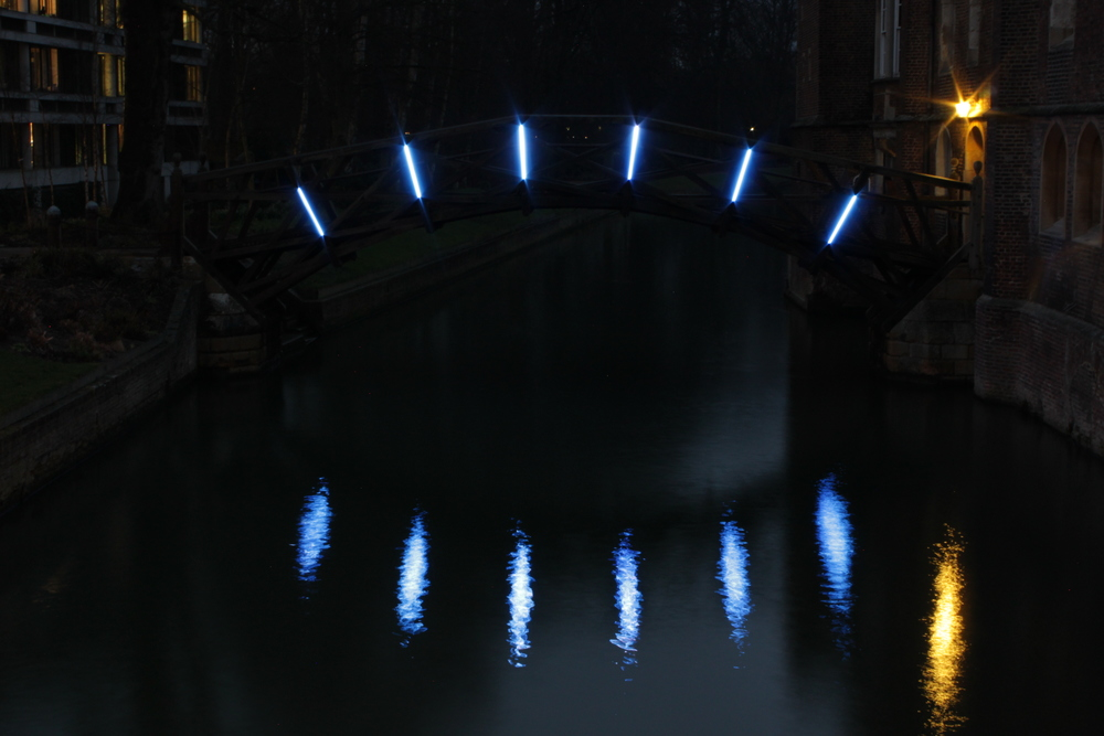 mathematical bridge e-luminate