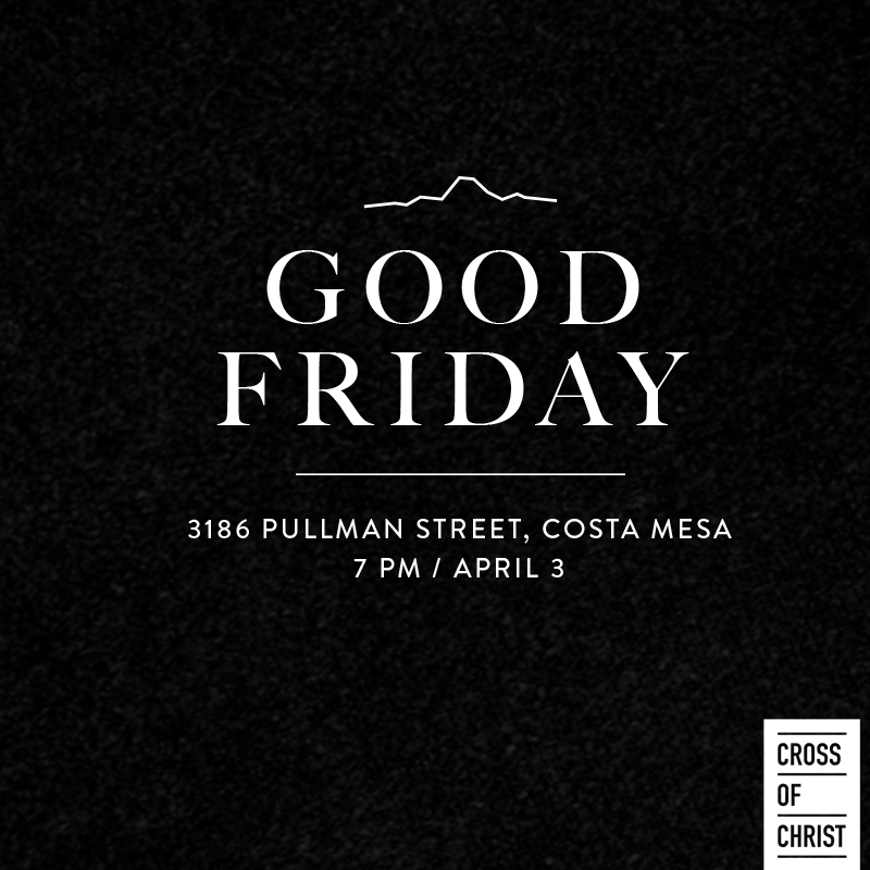 Good Friday Instagram, Right Click to Download