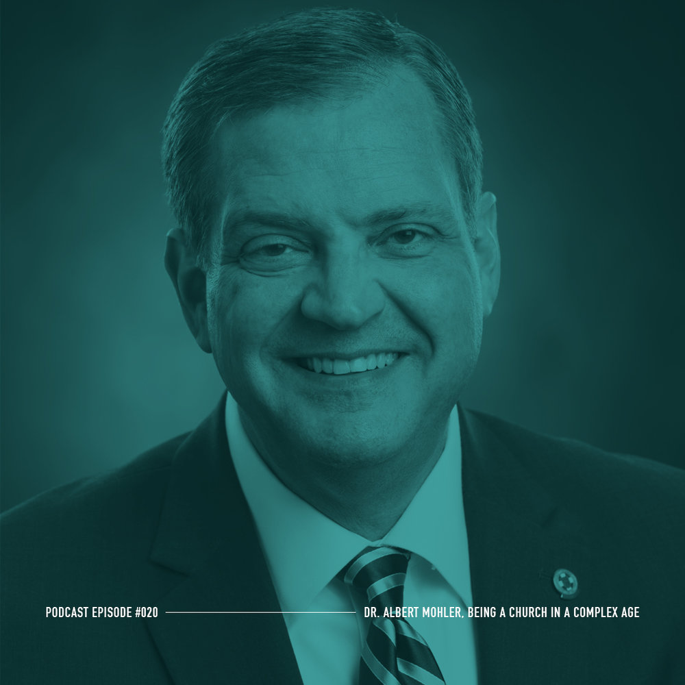 Dr. Albert Mohler: Being a church in a complex age -