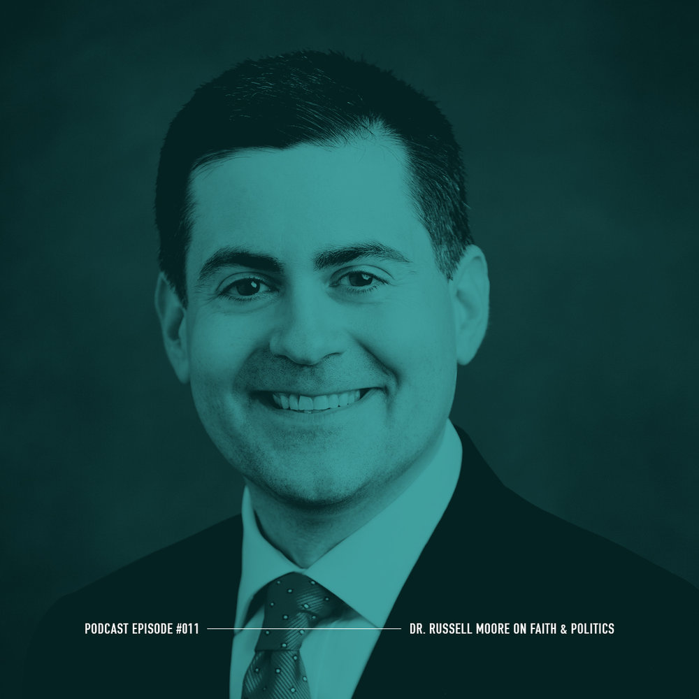 Dr. Russell Moore: Faith & Politics -