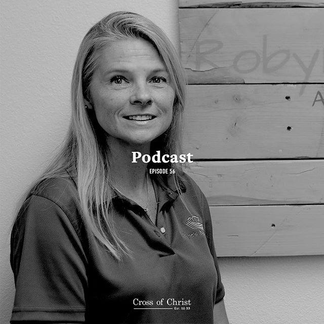 "Two weeks ago, we had the pleasure of having Robyne Wood from @robynes_nest at our Sunday service during announcements to talk about the work her organization is doing and the partnership we've created with her. This week, she's on episode 56 of our podcast discussing serving at-risk youth and how churches can partner well with schools and non-profits. - You can access our podcasts through the ""Connect"" page on our website, on iTunes, or through the Podcasts app under ""Cross of Christ Church""."