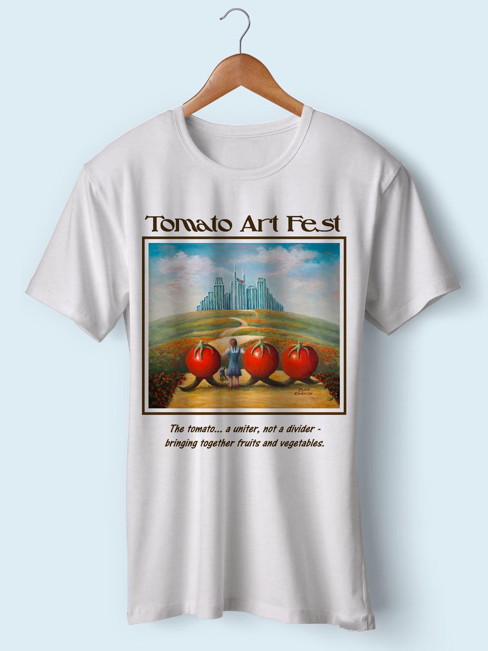 2016 Tomato Art Fest Shirt