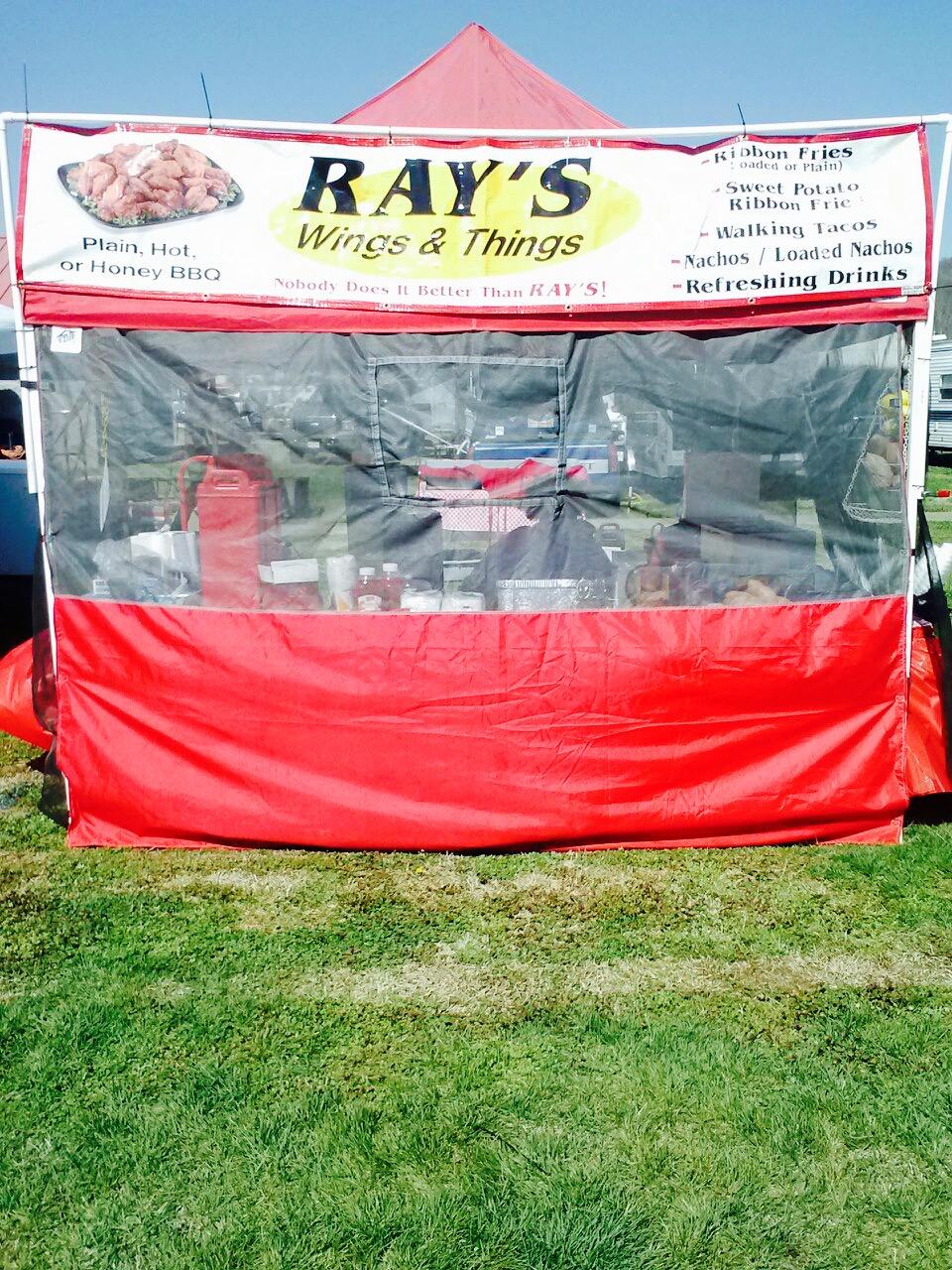 Rayu0027s Wings .jpg & Food Vendors u2014 Tomato Art Festival