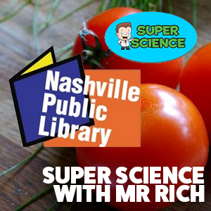 Super Science with Mr. Rich!