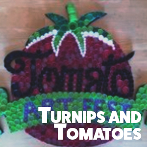 Turnips & Tomatoes